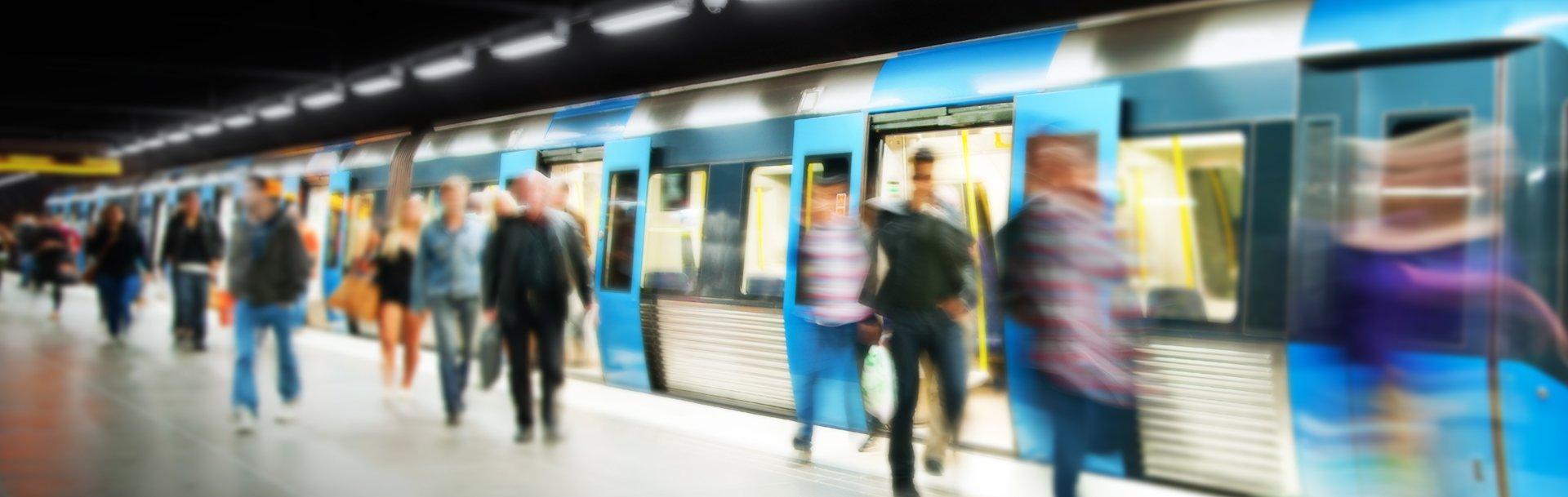 ITRP Series Transportation Panel PCs