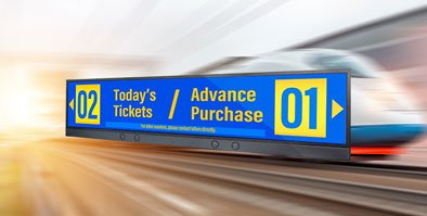 Litemax's debuts Plug-and-Play Display Integrated Solution for Queuing & Calling System in Ticketing Solution