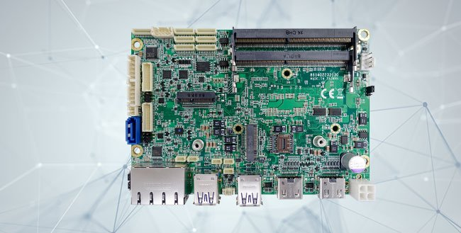 """AECX-TGL0: 3.5"""" Single Board Computers with 11th Generation Intel® Core™ Power Computing at Edge for AIoT Smart City"""